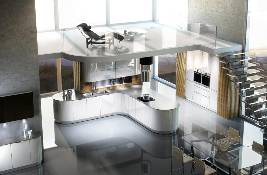 Moderne-Küchen